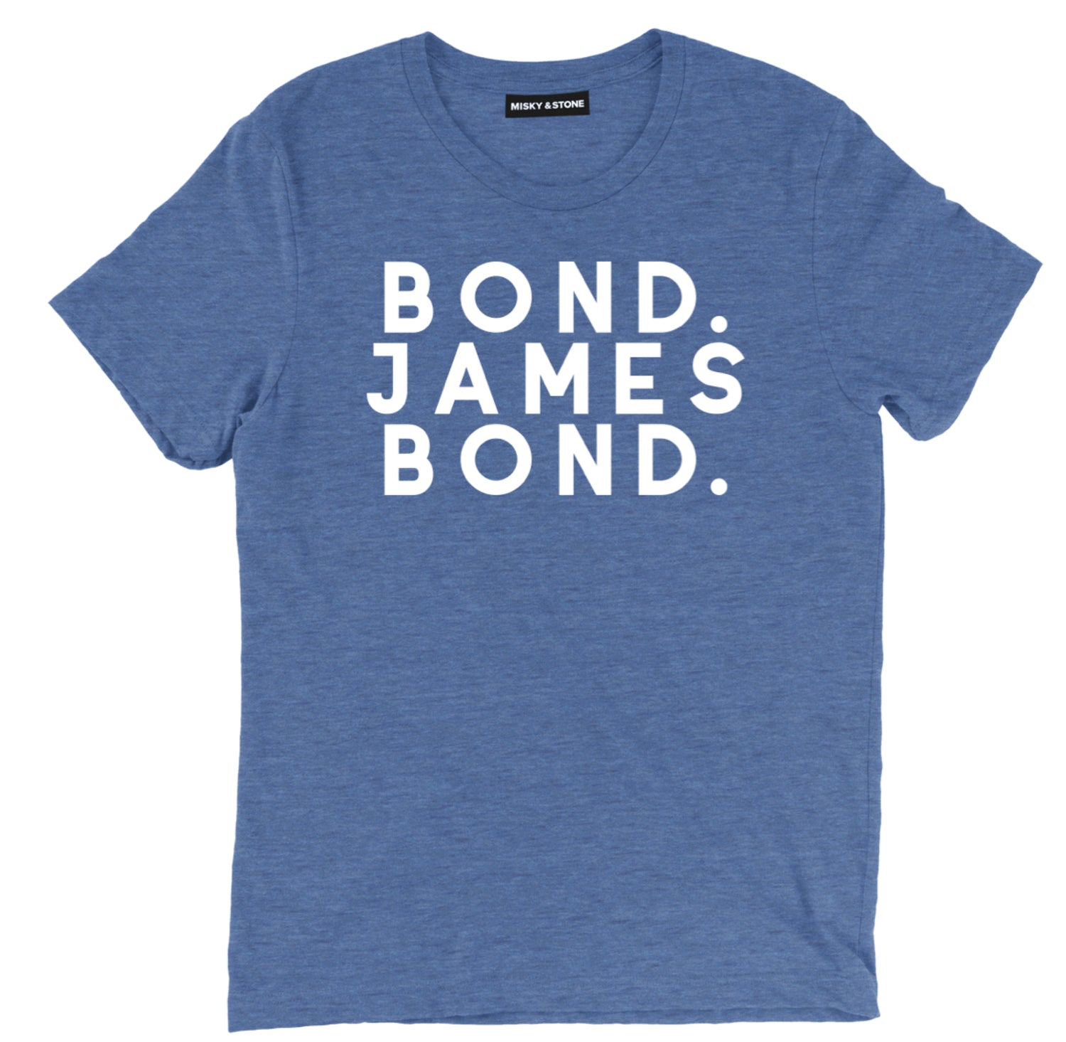 bond james bond tee, james bond movie quote tee, james bond t shirt
