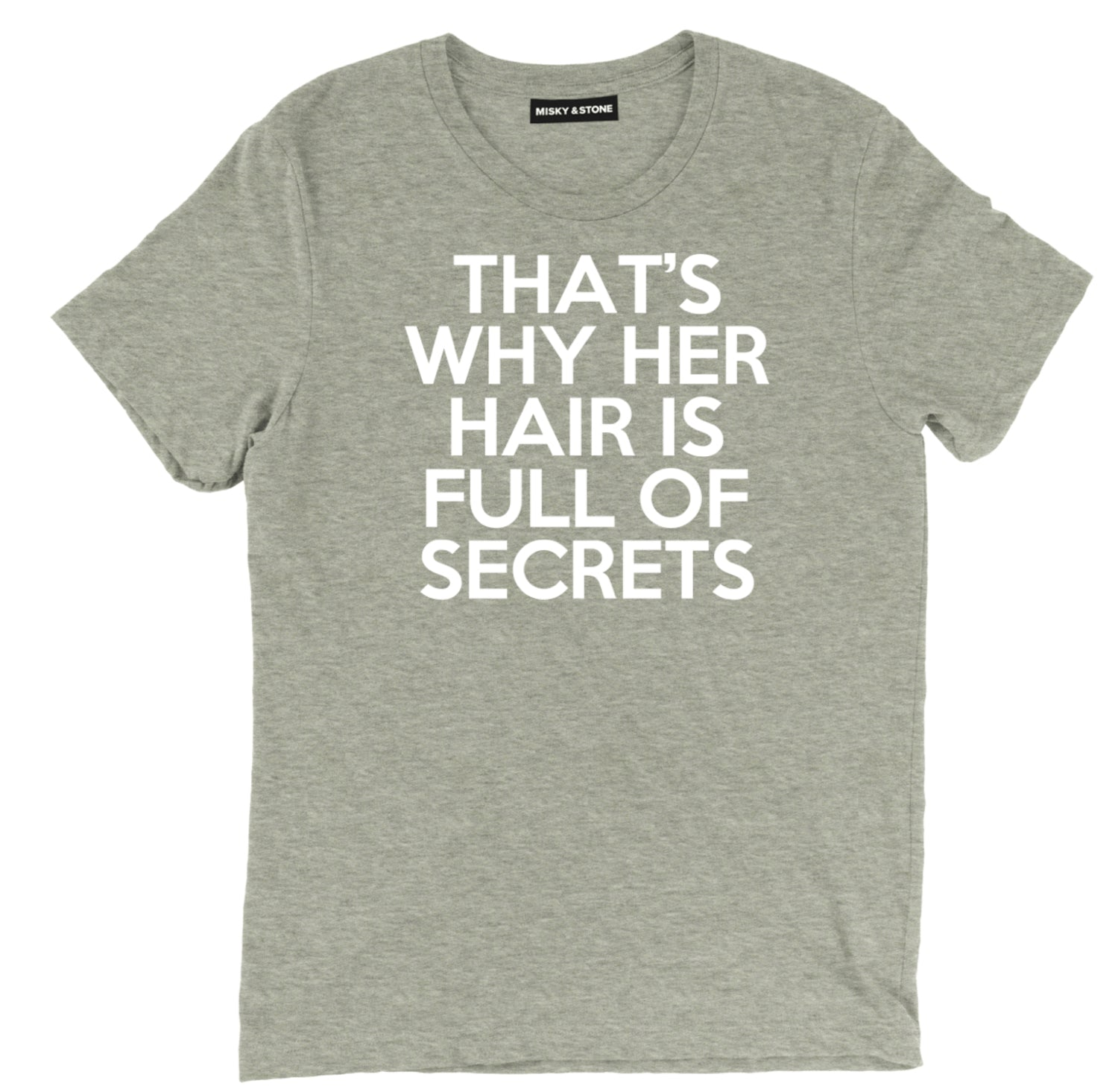 Full Of Secrets Tee
