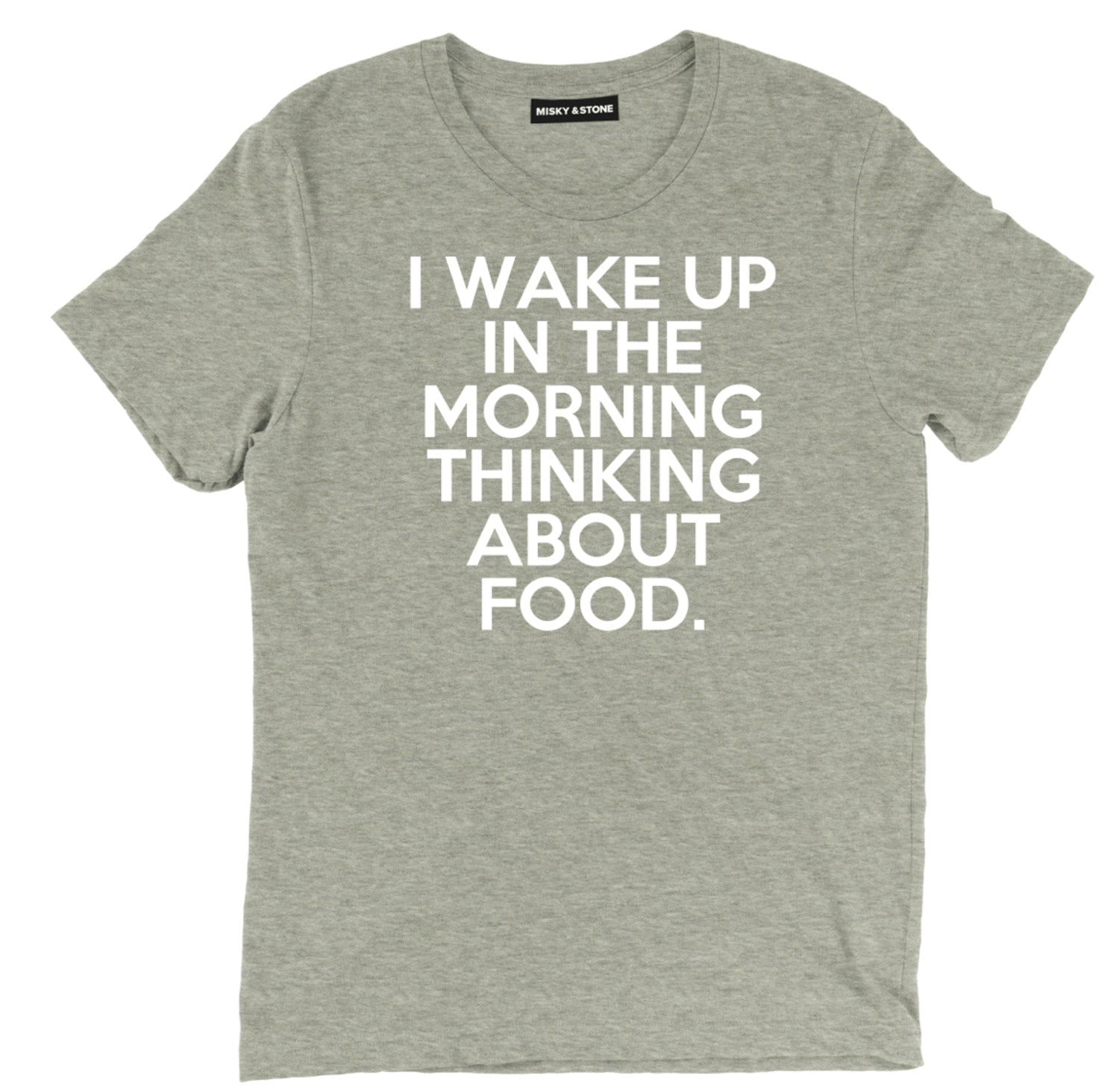 Thinking About Food Tee