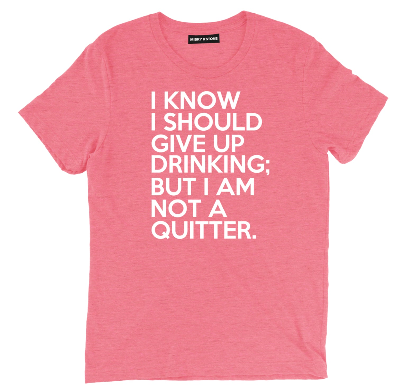 I Am Not A Quitter Tee