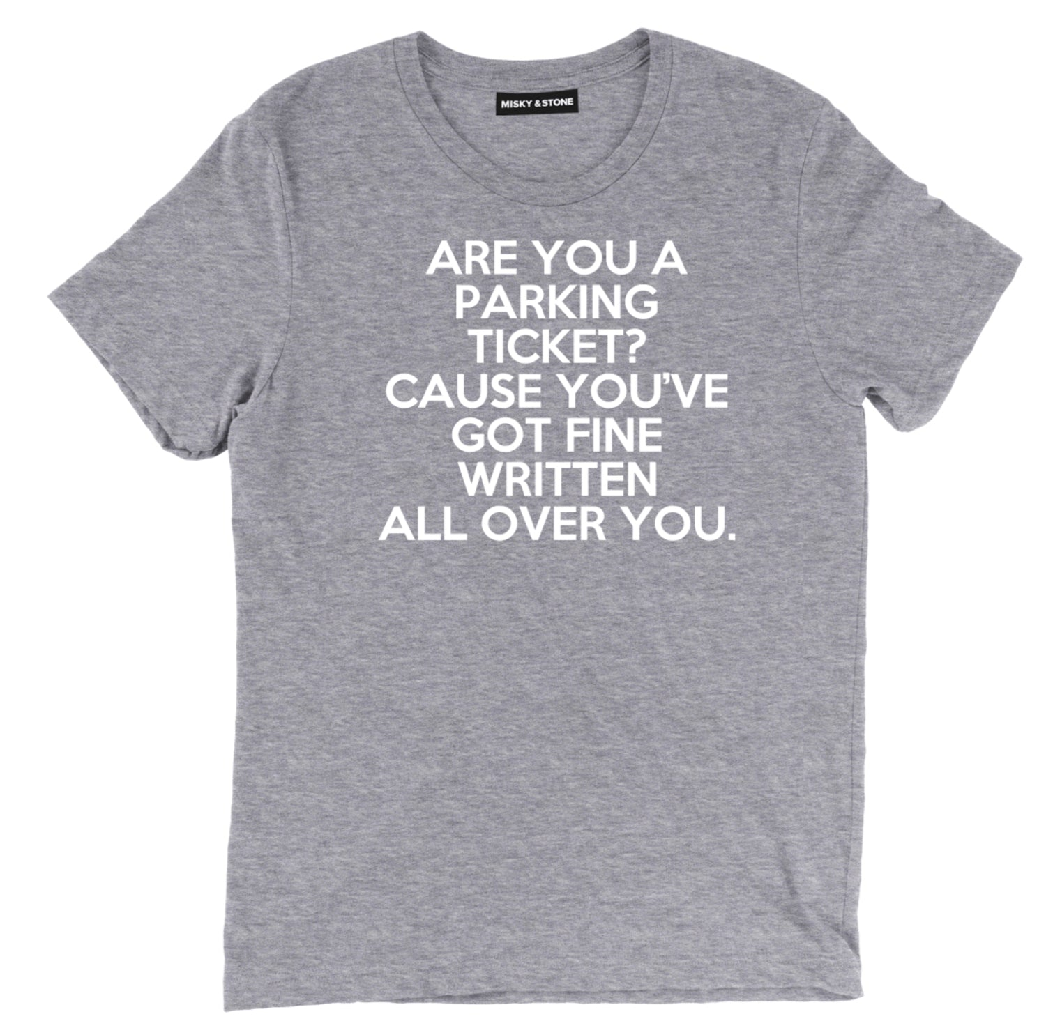 Parking Ticket Tee
