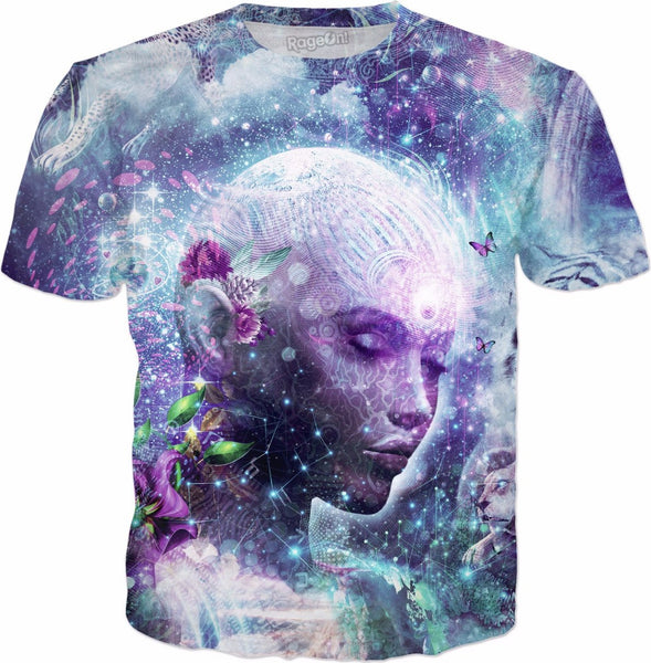 Discovering The Cosmic Consciousness - T-Shirt