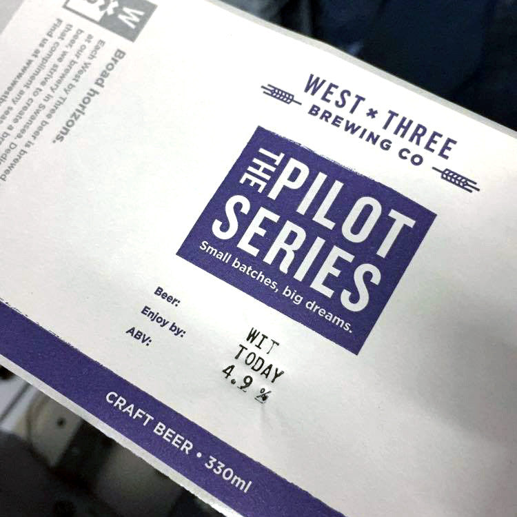Coded Pilot Series label