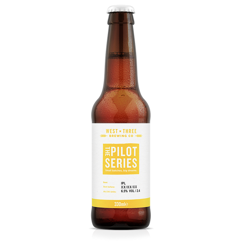 Pilot Series IPL - 330ml bottle