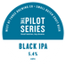 Pilot Series - Black IPA Keg