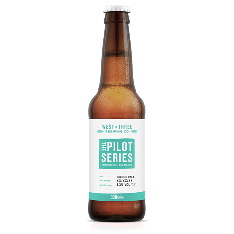 Pilot Series - Citrus Pale Ale 330ml bottle