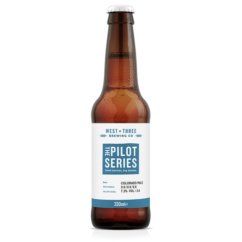 Pilot Series - Colorado Pale IPA 330ml bottle