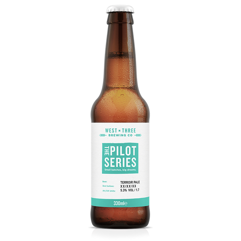 Pilot Series - Terroir Pale Ale 330ml bottle