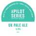 Pilot Series - UK Pale Ale Keg