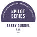 Pilot Series - Abbey Dubbel Keg