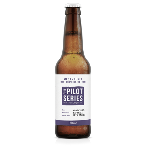 Pilot Series - Abbey Tripel 330ml bottle