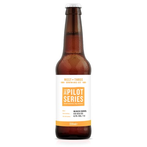 Pilot Series - Munich Dunkel 330ml bottle