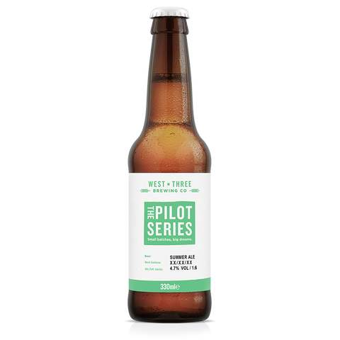 Pilot Series - Summer Ale 330ml bottle