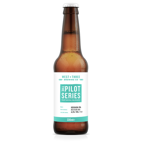 Pilot Series - Session IPA 330ml bottle