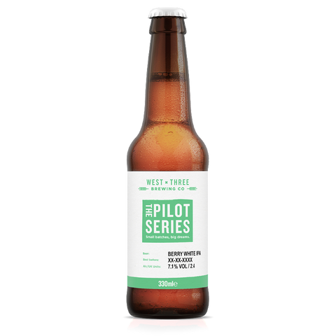 Pilot Series - Berry White IPA 330ml bottle