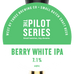 Pilot Series - Berry White IPA Cask
