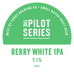 Pilot Series - Berry White IPA Keg