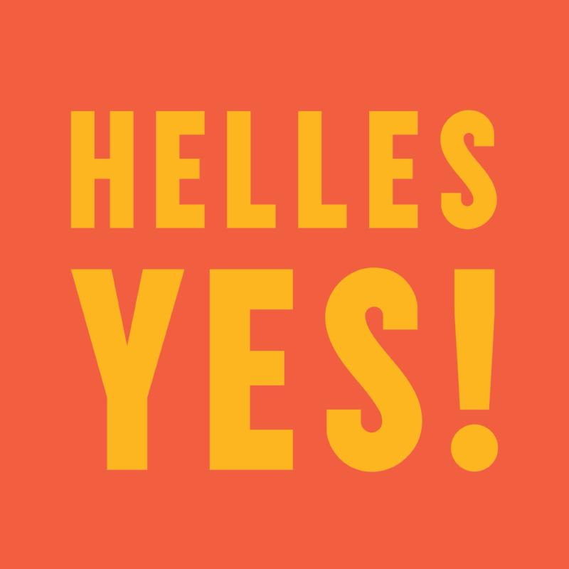 Helles Yes! - Munich style Helles with Citra
