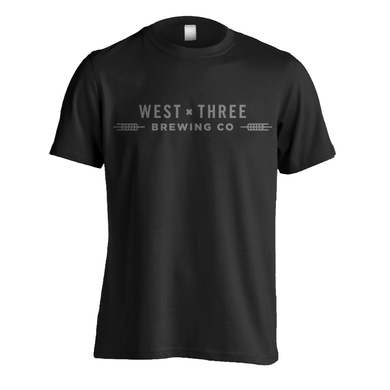 West by Three T-shirt