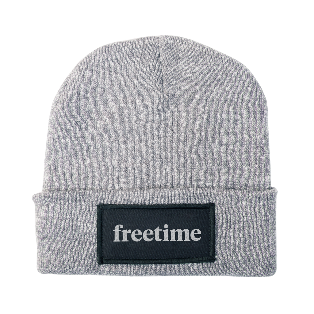 Freetime Patch Beanie