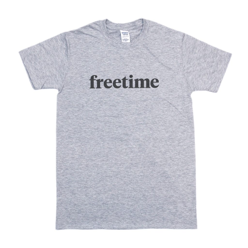 Freetime Wordmark Tee