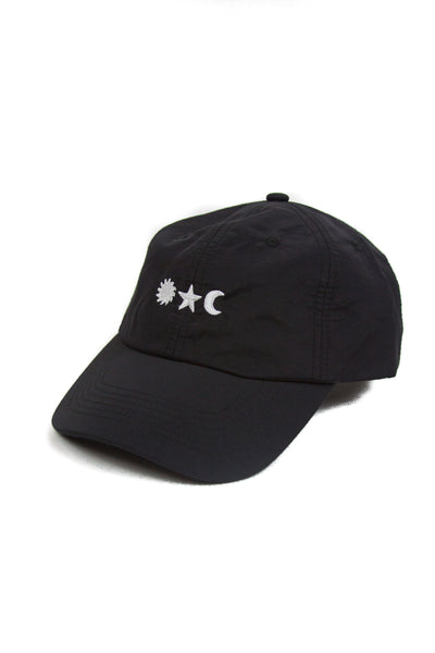 Timeless Dry Fit Hat in Black