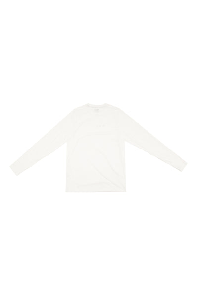 Timeless Long Sleeve Dry Fit Knit in White