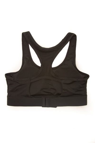 Timeless Sports Bra in Black