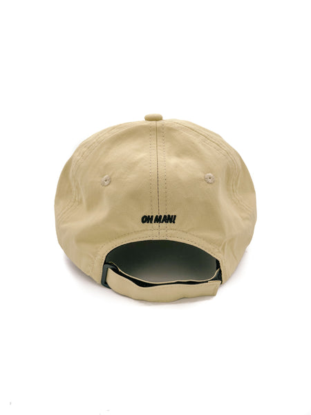 Timeless Dry Fit Hat in Tan