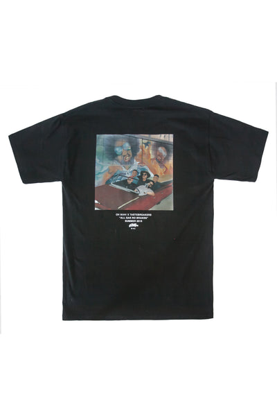 AGNB Bay Area Tee in Champion Black