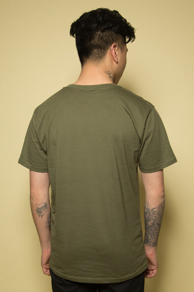 Timeless Premium Knit in Army