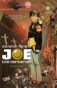Joe the Barbarian : Complete Collection Trade Paperback Signed by Sean Gordon Murphy