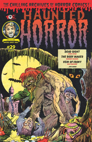 Haunted Horror #29 IDW (Yoe Comics)