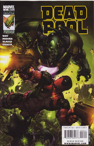 Deadpool #3 (2008 2nd Series)