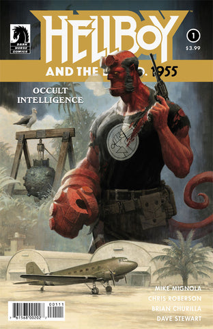 Hellboy and the B.P.R.D. 1955 #1