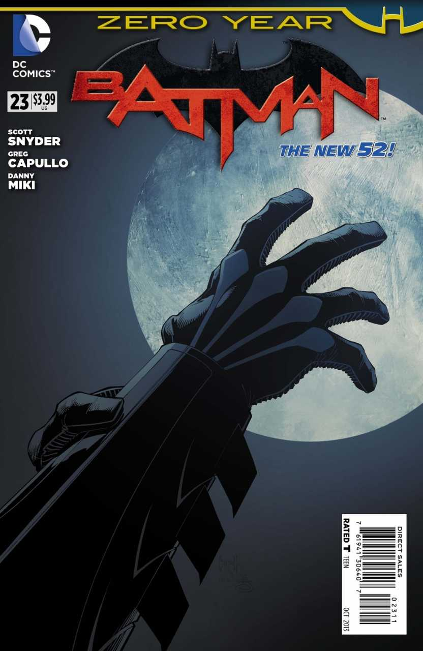 Batman #23 New 52 Snyder/Capulo