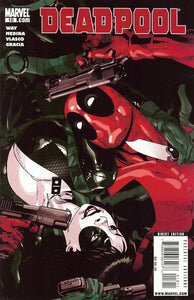 Deadpool #18 (2008 2nd Series)