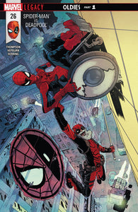 Spider-Man Vs. Deadpool #26