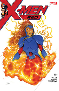 X-men : Red #1 (2018) Main Cover