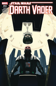 Star Wars Darth Vader #13 (2017 Marvel 2nd Series)