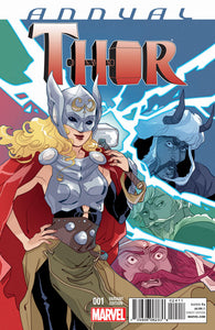 Thor (2014 4th Series) Annual #1C