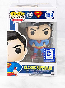 Classic Superman Pop Vinyl