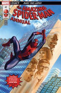 Amazing Spider-Man Annual #42 Main Cover