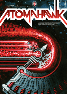 Atomahawk : Issue Zero (Donny Cates)