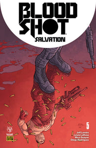 Bloodshot Salvation #5 (Preorder Variant)
