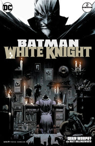 Batman : White Knight #2 Autographed by Sean Gordon Murphy Cover A