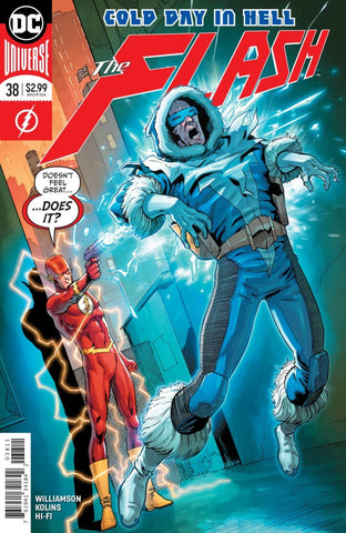 Flash #38 (2016 5th Series)