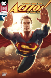 Action Comics 999 (Variant) 2016 Series