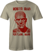 Monster Squad : Portland, Maine : Mummy Shirt