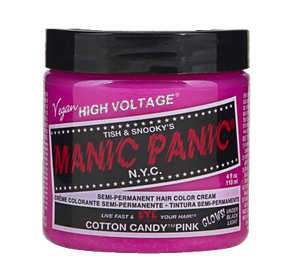 Manic Panic: Cotton Candy Pink
